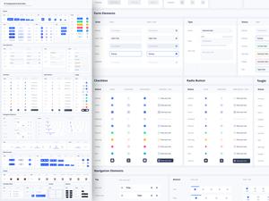 Eva Design System Sketch Resource