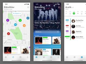 Event Finder App Sketch Resource