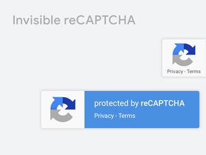 Google Invisible reCAPTCHA Library Sketch Resource