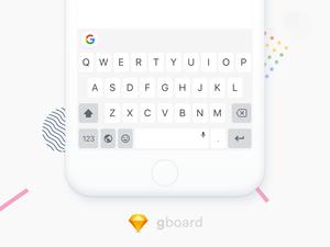 Google Keyboard Sketch Resource