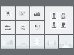 Google Photos Illustrations Sketch Resource