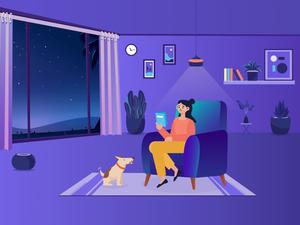 Home Illustration Sketch Resource