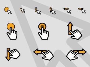 Interaction Gesture Kit Sketch Resource