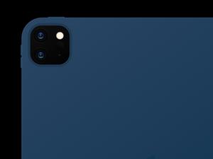iPad Pro 2021 Concept Sketch Resource