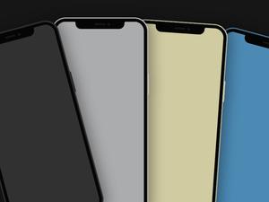 iPhone 12 Device Mockups Sketch Resource
