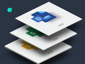 Microsoft Style Google Icons Sketch Resource