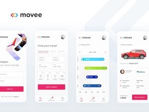 Movee - Compare Transportation Sketch Resource