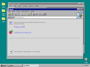 MS Win95 Simple UI Kit Sketch Resource