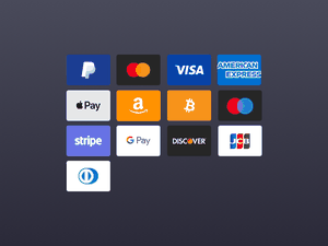 Payment and Credit Card Icons Sketch Resource