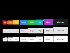 Semantic UI React Buttons Sketch Resource