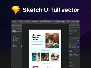 Sketch GUI Sketch Resource