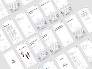 Stack UI Kit Sketch Resource