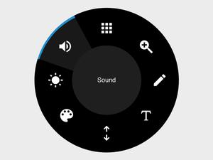 Surface Studio Pro - UI Dial Kit Sketch Resource