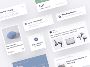 9 Common Ecommerce Elements Sketch Resource