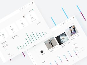 Simple User Dashboard Sketch Resource