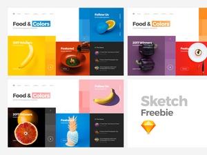 Food Photography Awards Website