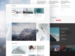 The Siren – WordPress Blog & Magazine Template