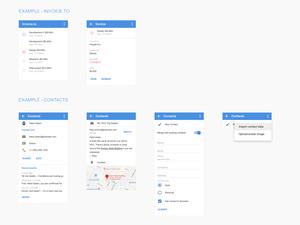 Gmail Addon Design Kit